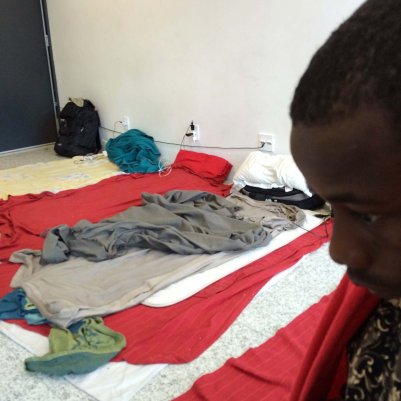 Thierno Madjou Bah.